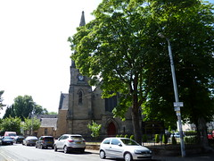SC6-177 - Uddingston Old Parish Church (CoS) (Droigheann) Tags: udd