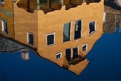 Reflections - speiling p vgen (harald.bohn) Tags: norway norge refections brygge vesterlen sj speilbilde nyksund vg speiling packhouse