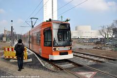 2134 Schadowstrae [U] (B100S) Tags: siemens tram lightrail dsseldorf stadtbahn rheinbahn niederflur dwag strasenbahn