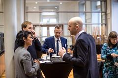 Bedrijfsleiders op stage in het Vlaams Parlement (080316) (Voka.be) Tags: corporate op parlement brussel politiek vlaams voka ondernemen