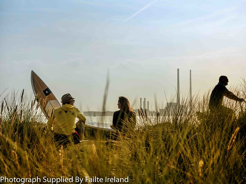 Dollymount - SUP Boarders 2