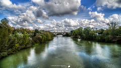 Tiber River (Francesco Grisolia) Tags: travel winter sky urban italy panorama rome roma nature colors clouds river lens landscape photo nikon europe flickr italia nuvole novembre foto fiume ngc natura cielo tevere highdefinition capitale inverno colori viaggi hdr paesaggio lazio highquality tiberriver nital viaggiando fiumetevere viaggiare pontemilvio 2013 sqpr nikonclub nikonusa d7100 1116mm nikonitalia nikoneurope iamnikon nikonclubit nikond7100