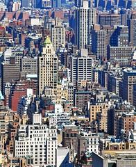 Manhattan (Curtis Cronn) Tags: newyorkcity manhattan views topoftherock