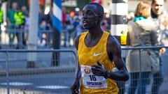 Marius Kipserem, winner 2016 Rotterdam Marathon, 20160410 (G  RTM) Tags: blaak marathon running winner rotterdammarathon mariuskipserem