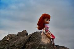 Loreley (Froschknig Photos) Tags: rock stone model emma 666 devil stein harz lorelei clemens puppe felsen loreley teufel teufelsmauer michau brentano clemensbrentano godwi froschknigphotos nex5r selp18105g