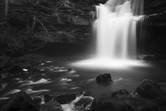 Gibsons cave2 (andyd655) Tags: bw waterfall gibsons cave hitech 10stop