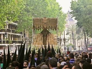 Semana Santa en Sevilla  -  Holy Week in Seville.