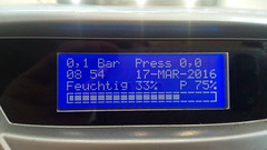 """#HummerCatering #Messe #Augsburg #Siebträger #Kaffeemaschine #Kaffeebar #Barista #Kaffee #Catering http://goo.gl/xajD4e • <a style=""""font-size:0.8em;"""" href=""""http://www.flickr.com/photos/69233503@N08/25906798885/"""" target=""""_blank"""">View on Flickr</a>"""