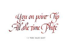 Phife.
