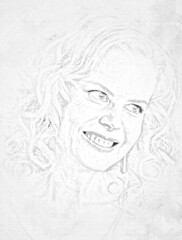 Nicole Kidman watercolor portrait (Poli Maurizio) Tags: ocean sea portrait sky blackandwhite bw italy woman baby sun snow man color sexy celebrity art water girl beauty female clouds digital pencil watercolor hair children landscape design sketch fantastic bed artwork model artist outdoor drawing background fine indoor occhi fantasy hollywood actress actor sicily environment freehand dibujos technique chiaroscuro ritratto matita disegno barocco coloredpencil facebook nicolekidman actresses linkedin schizzo illustrazione pencilportrait naturalism twitter manolibera tumblr drawingportrait atmosferic pinterest instagram bouchac polimaurizio mauriziopoli nicolekidmanportrait