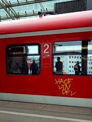 Graffiti in Kln/Cologne 2015 (kami68k [Cologne]) Tags: train graffiti tag cologne kln tags illegal ha tagging bombing cf handstyles handstyle 2015 ltn dfv hacf