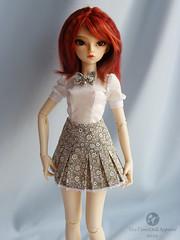 Minifee shop update (TeaTimeDoll) Tags: ball doll clothes bjd etsy joint minifee rheia