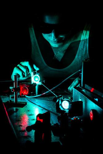 Laser Physicist