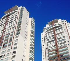 frei caneca residences (lettrera) Tags: urban architecture saopaulo bluesky highrise balconies residences