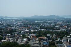 Khao Rang Hill Viewpoint in Phuket Town 10.3.2016 0551 (orangevolvobusdriver4u) Tags: thailand asia asien hill phuket viewpoint khao rang 2016 phukettown totallythailand khaoranghillviewpoint archiv2016