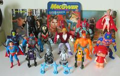 Feirinha de antiguidades!!! (Etiene De Souza) Tags: brazil vintage toys brinquedo super powers macgyver glasslite