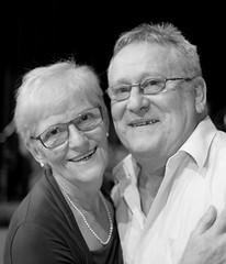 - (gringodoctor) Tags: old portrait smile happy couple alt paar relationship glcklich beziehung