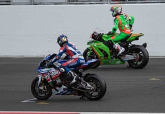 Ready... Steady....Go (londonlass16) Tags: bike wheel sport race speed start fast racing motorbike silverstone vehicle poleposition motorsport bsb britishsuperbikes