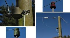 insulators various (tonycrake) Tags: aerials insulators radiobroadcastantenna beverageantenna bbcmonitoringstation