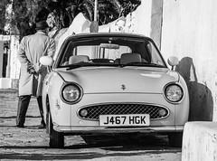 oli (Fotto.ph) Tags: old car back alone gente grecia
