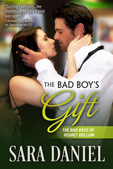 The Bad Boy's Gift (CoverReveals) Tags: secondchance contemporary romance smalltown badboy