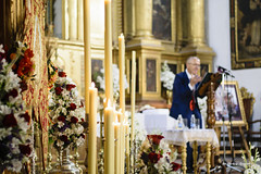 Un pregn para ti, Roco (lvarez Bonilla) Tags: amigos noche interior iglesia lucena hermandad pregn