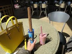 IMG_2609 (NIKKI BRITTAIN) Tags: disneysea anime animals japan tokyo disney streetfood foodie churro
