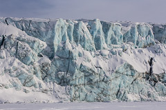 Paulabreen (Jake Vince) Tags: travelling ice nature norway front glacier svalbard arctic polar majestic spitsbergen paulabreen