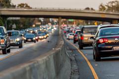 Commuters (Eric Demarcq) Tags: california losangeles californie tatsunis interstade10