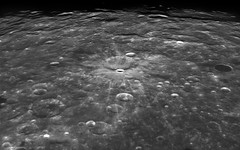 Crater Byrgius & Ray System (Ted Dobosz) Tags: moon ace crater rays aca lunar cordillera rima basler c11 rille byrgius eichstadt sirsalis 1920155um