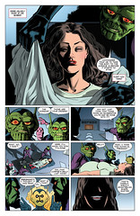 Spider-Woman #3  pag.2 (Javier The Rodriguez) Tags: dennis lopez marvel javier alvaro rodriguez hopeless spiderwoman