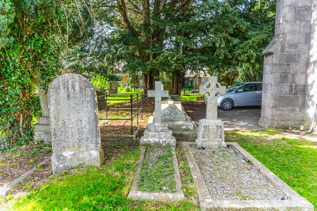 St. Columba's Church And Grounds In Swords County Dublin [Church Road]-115227
