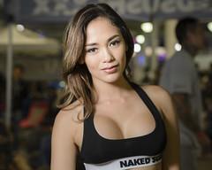 Jojo (Marvin Chandra) Tags: portrait 50mm hawaii model oahu convention hin carshow hotimportnights 2016 d600 importmodels marvinchandra jojodelacruz
