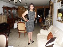 MAYELITA CROSSDRESS (MAYELITA CROSSDRESS) Tags: beauty crossdressing transgender tranny heels ladyboy minidress feminization minifalda zapatosdetacon zaptillas drossdresser transvetsite croosdress