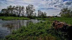 Idylle (Jrgen Vierneusel) Tags: canon wasser wolken frieden landschaft hdr idylle ruhe eos700d canonlens1018