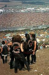 Hells Angels at Woodstock Festival, New York, August 1969. [625x937] #HistoryPorn #history #retro http://ift.tt/1TkBj9V (Histolines) Tags: new york history 1969 festival august retro angels timeline woodstock hells vinatage historyporn histolines 625x937 httpifttt1tkbj9v