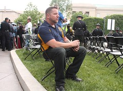20a.Before.Candle.South.WDC.13May2015 (Elvert Barnes) Tags: washingtondc dc cops police wdc nationallawenforcementofficersmemorial nationalpoliceweek 2015 judiciarysquare estreet nwwdc northwestwashingtondc estreetnwwashingtondc nationalpoliceweekcandlelightvigil judiciarysquarenwwashingtondc may2015 nationallawenforcementofficersmemorialsouthentrance cops2015 police2015 cop2015 nationallawenforcementofficersmemorial2015 judiciarysquare2015 judiciarysquarenwwdc2015 estreet2015 estreetnwwdc2015 13may2015 27thannualcandlelightvigil2015 nationalpoliceweek27thannualcandlelightvigil2015 beforenationalpoliceweek27thcandlelightvigil2015 nationalpoliceweek2015 2015nationalpoliceweek beforenationalpoliceweek27thcandlelightvigil2015southentrance