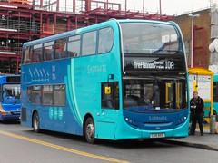 Arriva Sapphire 4641 - CX15 BXS (North West Transport Photos) Tags: bus alexander dennis sapphire enviro arriva adl abw tridnet dennistrident 4641 e400 alexanderdennis enviro400 chesterbusstation arrivabuseswales arrivasapphire cx15bxs