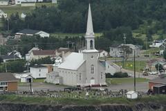 Saint Francois Xavier Church (Dawn Coyote) Tags: quebec gaspe saintfrancois saintfrancoisxavier grandevallee