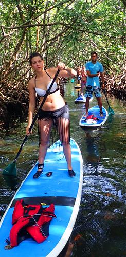 1_1_16  paddleboard tour Lido Key Sarasota FL 02