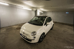 Fiat 500 (petertammi) Tags: cars car canon fiat sweden sdertlje fiat500 carphotography carphoto canon1740 canonphotography canon1740mm canonphotographer carphotographer carpohotography