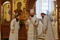 41. Соборное богослужение в Лавре
