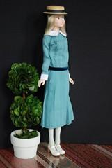 Märchen Maker (Girl Least Likely To) Tags: hat toys dolls dress blonde ae ccs pw momoko closeclippedsheep asianfashiondolls märchenmaker