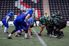 Halton Spartans (Tim Furfie) Tags: sport canon manchester action stadium titans americanfootball runcorn widnes halton canon7d haltonspartans