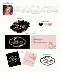 Ana Maria Fajardo (Solangedanielle) Tags: visual logotipo facebook carimbo identidade mascotes empreendedores criativos artedocartodevisita