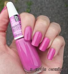 Esmalte Clima Tropical, da Impala. (A Garota Esmaltada) Tags: pink rosa nails impala nailpolish unhas esmaltes climatropical encantonatural agarotaesmaltada