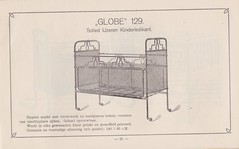 Globe meubel catalogus 1927 blz 23 (Jo Hedwig Teeuwisse) Tags: 1920s bed globe beds 1927 catalogus meubel
