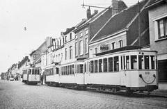 REMORQUE 69 (brossel 8260) Tags: belgique tram gent gand mivg