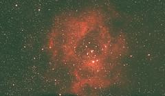 rosette nebula (BrockleyDave) Tags: astro nebula rosette