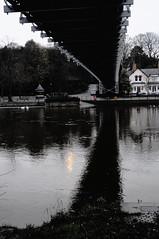 UnderTheBridge (Clive Varley) Tags: bridges chester riverdee